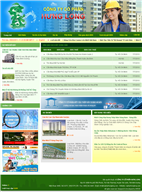 Thiet Ke Website Cong Ty Co Phan Hung Long