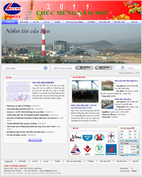 Thiet Ke Website Cong Ty Co Phan Lisemco 2