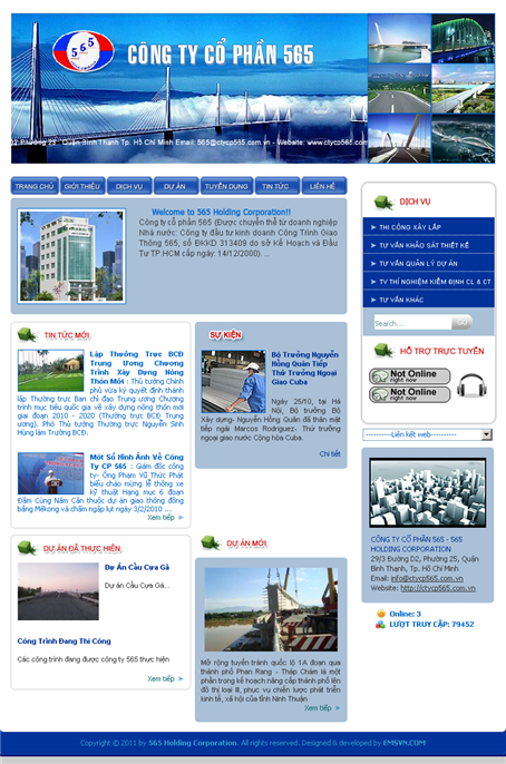 Thiet Ke Website Cong Ty Co Phan 565