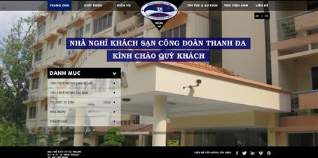 Nha Nghi Khach San Cong Doan Thanh Da
