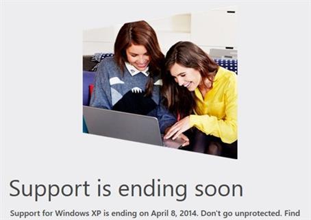 Diem Yeu Sau Khi Ngung Ho Tro Cua Windows XP 1