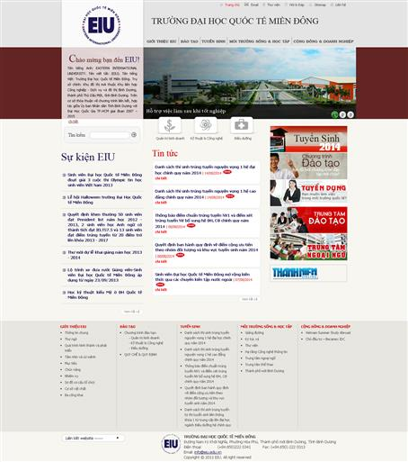 Thiet Ke Website Truong Hoc Trung Tam Anh Ngu