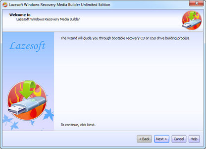 Lazesoft Windows Recovery Unlimited Edition 33 Cuu Ho Khan Cap Khi Khong Vao Duoc Windows