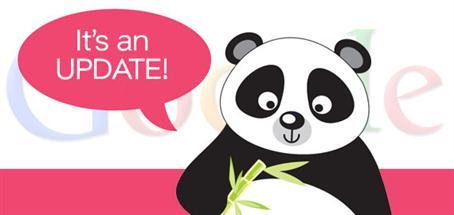 Google Panda Nang Cap Len Phien Ban 392